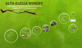 ALTA ALELLA WINERY