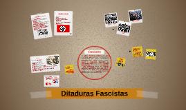 Ditaduras Fascistas