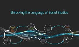 Unlocking the Language of Social Studies