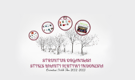 Struktur Organisasi STIKES BPI