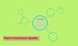 Native Americans: Apache