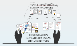 Copy of COMUNICACIÓN ESTRATÉGICA EN LAS ORGANIZACIONES