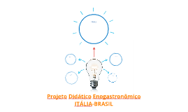 Projeto Didático Enogastronômico ITÁLIA-BRASIL