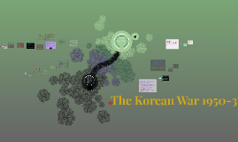 The Korean War 1950-3