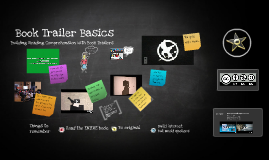 Using Book Trailers to Build Reading Comprehension