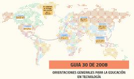 GUIA 30 DE 2008