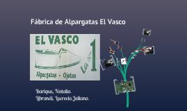 Fábrica de alpargatas El Vasco