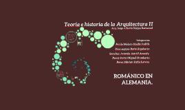 Copy of Copy of ROMÁNICO EN ALEMÁNIA.