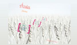 Ázsia felszíne