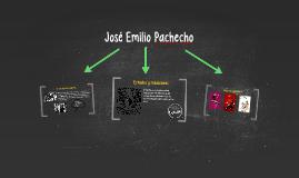 José Emilio Pachecho