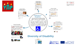 Disability and how to approach it