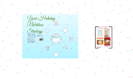 Your Holiday Nutrition Strategy
