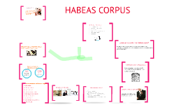 Copy of HABEAS CORPUS