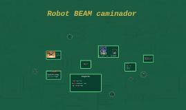 Robot BEAM caminador
