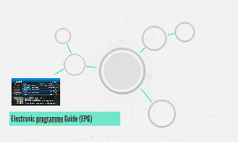 Electronic programme Guide (EPG)