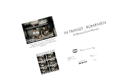 In Transit - Rumænien