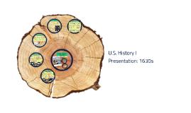 U.S. History  Presentation