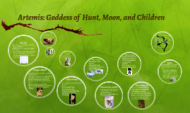 Artemis: Goddess of  Heart, Moon, and Children