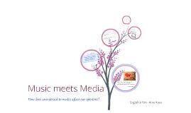 Music meets Media