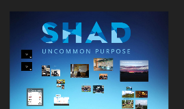 Shad Valley Presentation 2014