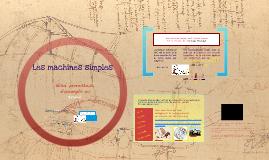 Copy of Les machines simples et le travail