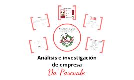 análisis de empresa / apresto laboral