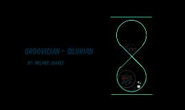 Ordovician - Silurian