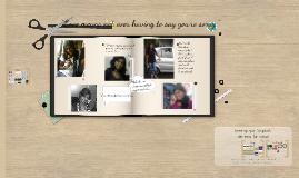 Copy of Digital Scrapbook by Sia Francis