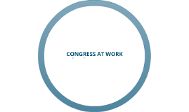chapter 13 - Congress at Work