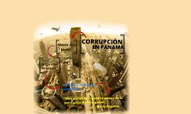 CORRUPCION EN PANAMA