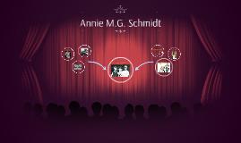 Annie M.G. Schmidt spreekbeurt Janneke