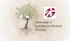 Internship at Benchmark Physical Therapy