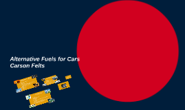 Alternative Fuels for Cars