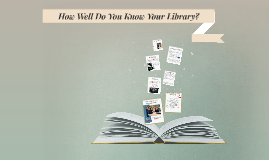 How Well Do You Know Your Library?