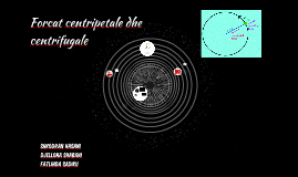 Copy of Forcat centripetale dhe centrifugale