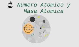 Copy of Numero Atomico y Masa Atomica
