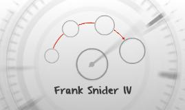 Frank Snider IV