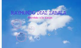 RAYMUNDO DIAZ ZABALA