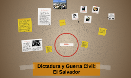 Civil War in El Salvador