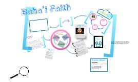 Copy of Bahai Religion