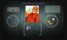 Yogiji Maharaj-Gurubhakti