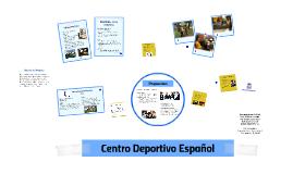 Centro Deportivo Español