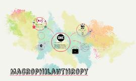 Macrophilanthropy