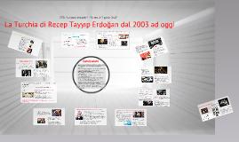 La Turchia contemporanea e il rapporto con l'Europa - Lezione 1