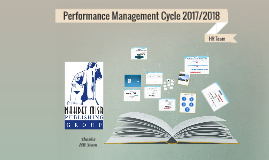 Performance Management Cycle 2017/2018