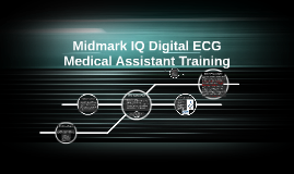Midmark IQ Digital ECG