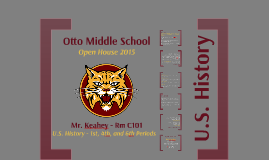 History - Open House 2015