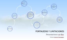 FORTALEZAS Y LIMITACIOONES