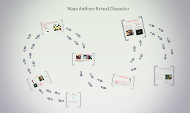 Ways Authors Reveal Character