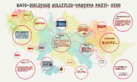 Copy of nato-birleşmiş milletler-varşova paktı- oecd